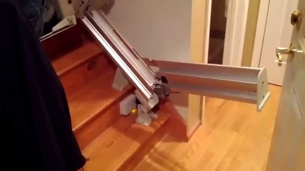 bruno stair lift installation manual