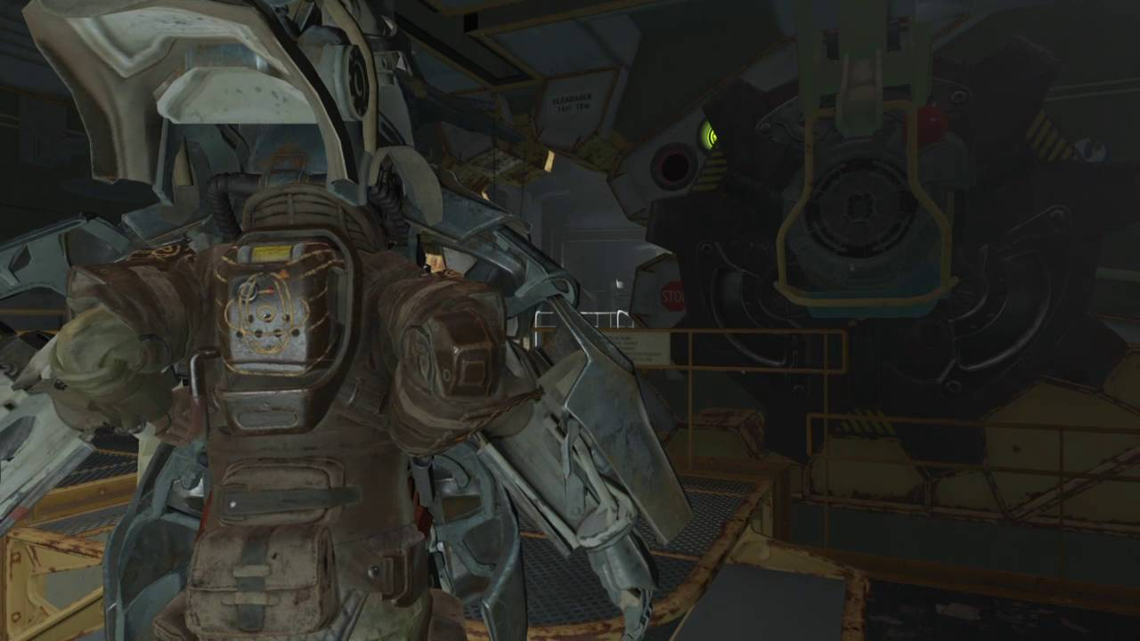 Fallout 4 how to put power in vault 88