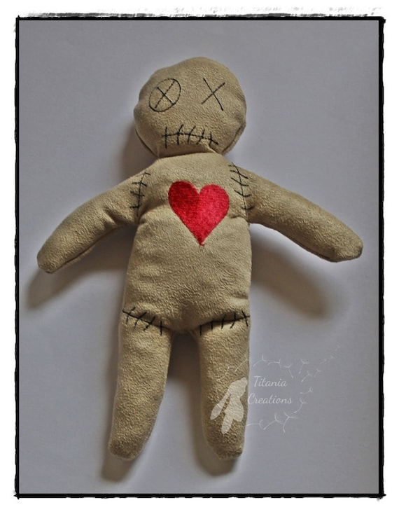 how to use a voodoo doll instructions