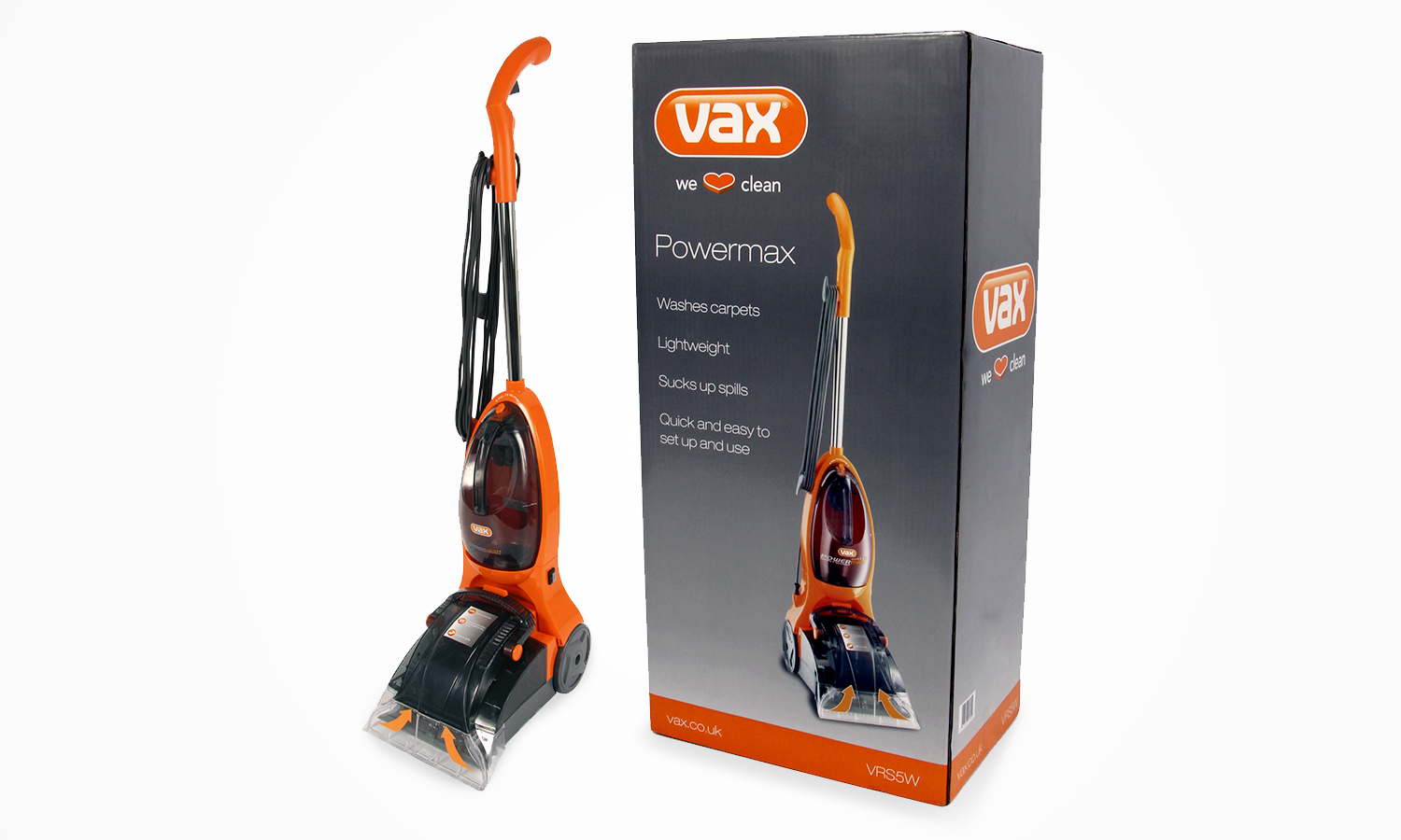 vax rapide classic carpet washer instructions