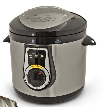 Wolfgang puck 8qt pressure cooker manual