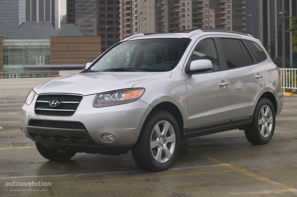 2008 hyundai santa fe manual