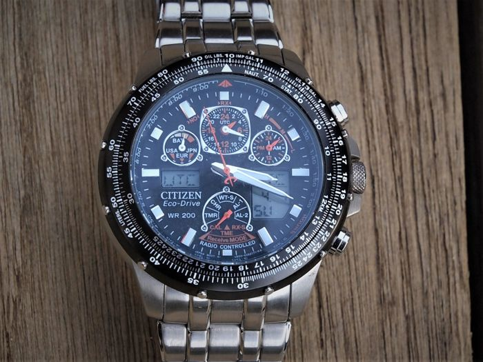 Citizen eco drive gn 4 s manual