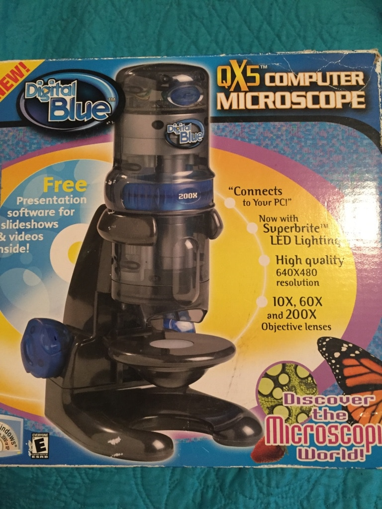 digital blue qx5 microscope manual