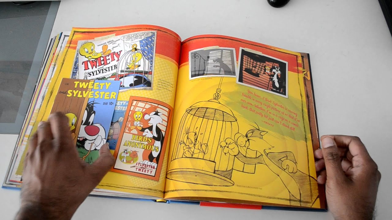 Looney tunes the ultimate visual guide book